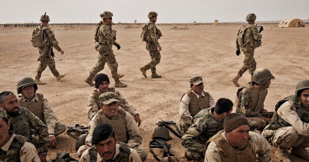 US Military Begins Final Withdrawal from Afghanistan