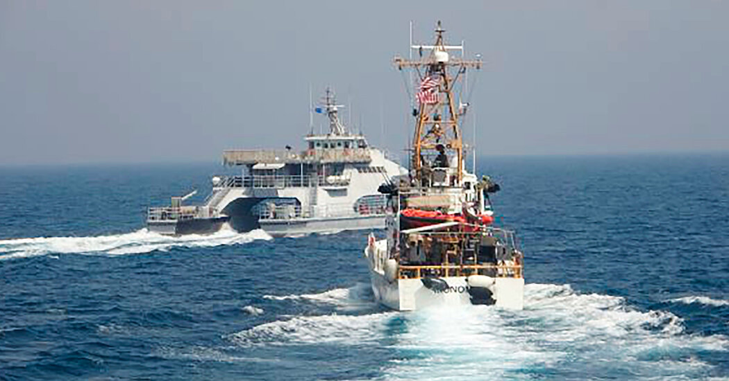Second Close Call Between Iranian and American Vessels Raises Tensions