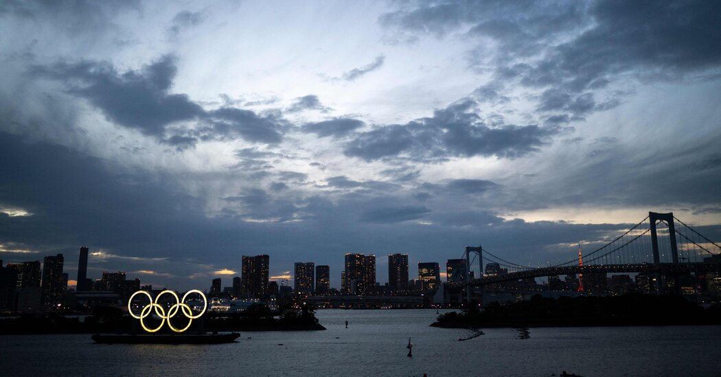 Olympics Updates Rules for Tokyo: Daily Tests and Dining Alone