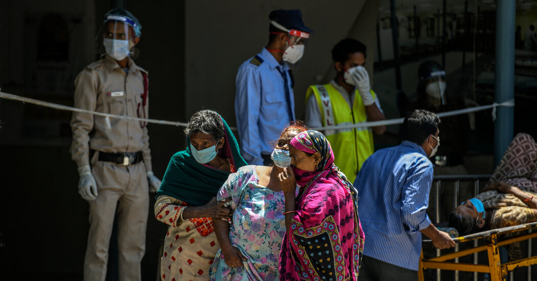 Coronavirus in India: Share Your Story with The New York Times