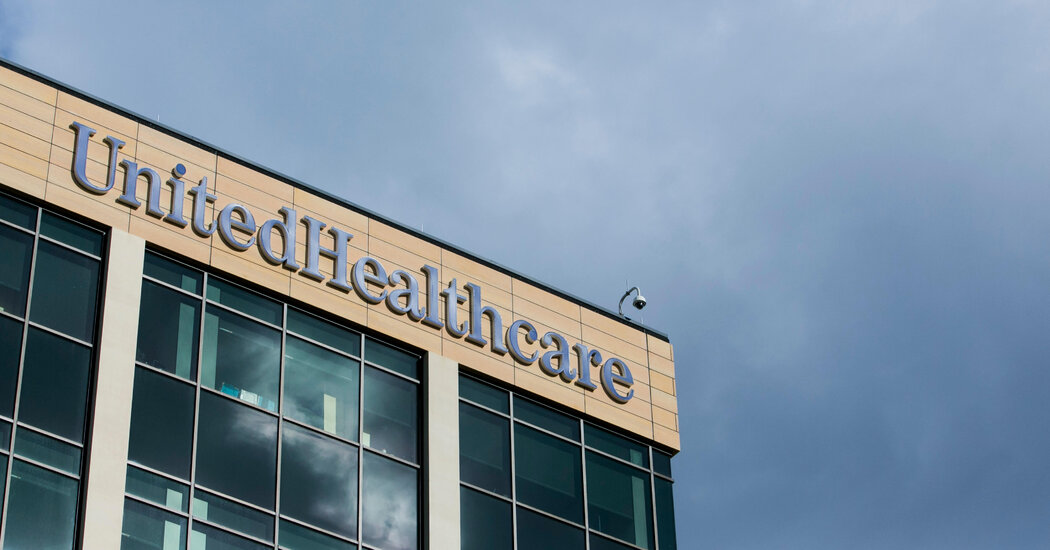 Doctors Accuse UnitedHealthcare of Stifling Competition