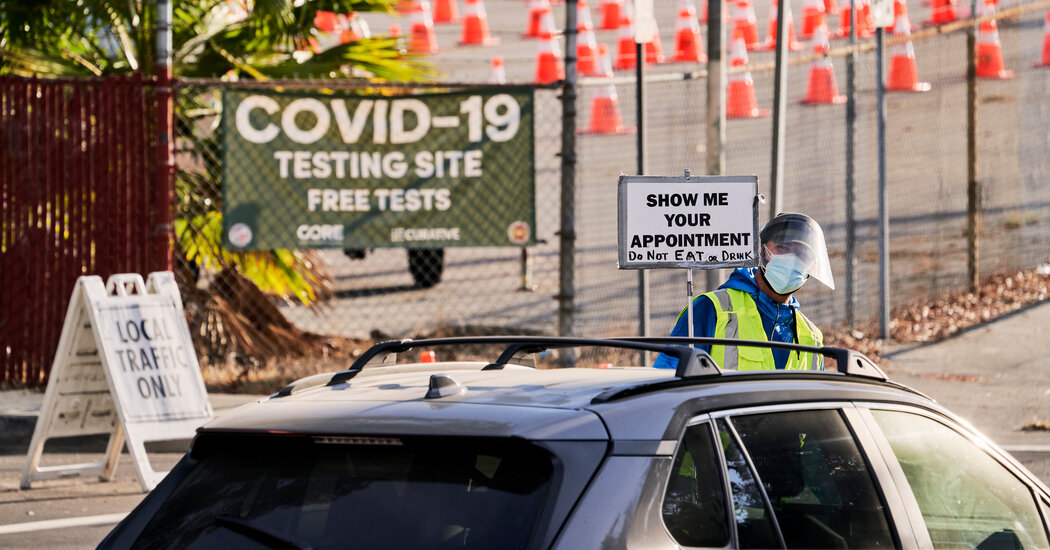 How to Nudge People Into Getting Tested for the Coronavirus