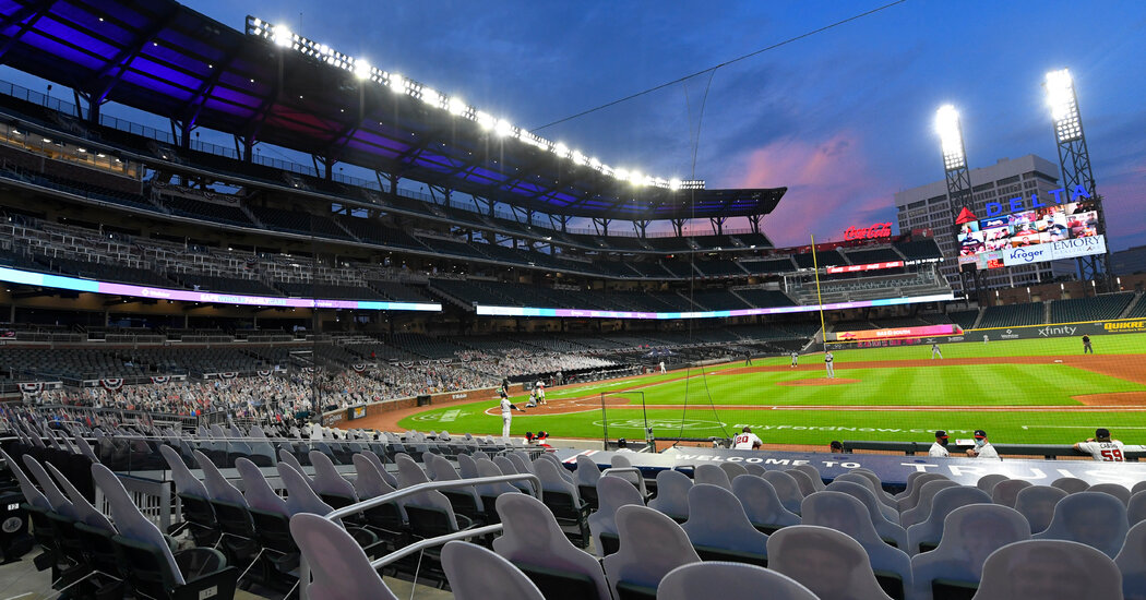 MLB Pulls All-Star Game From Atlanta, Georgia in Response to Voting Law