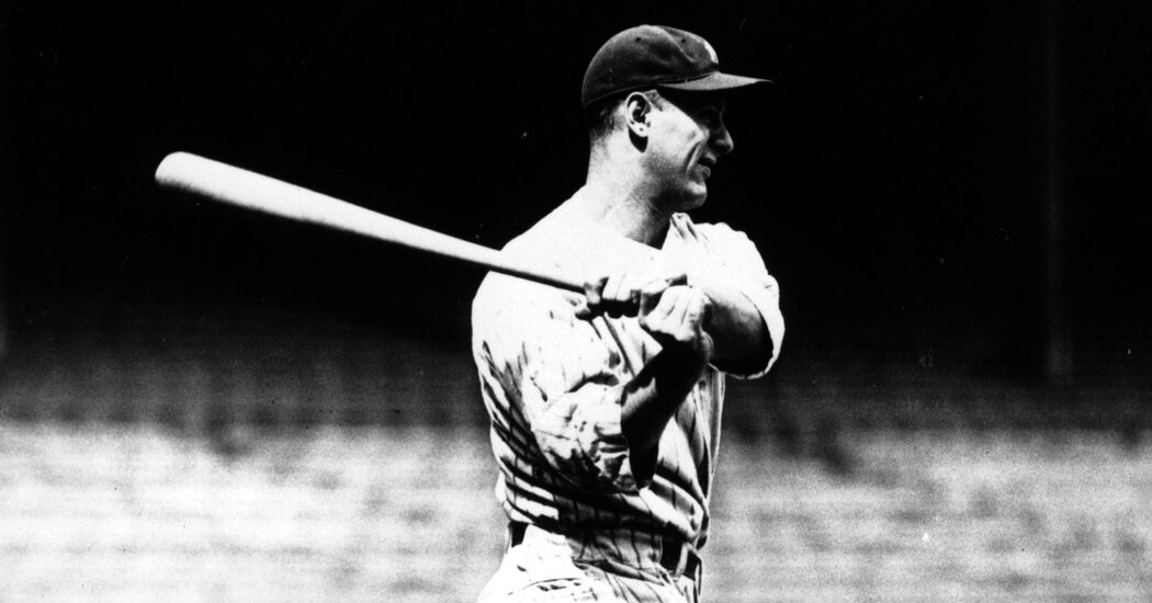 Bat Used by Lou Gehrig in 1938 Sells at Auction for $715,120