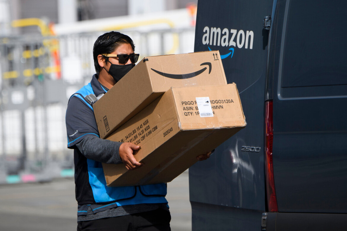 Amazon finally acknowledges delivery driver bathroom problem