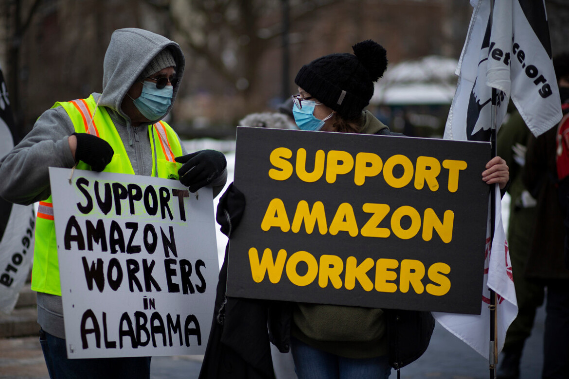 US regulators find Amazon illegally fired activist employees: report