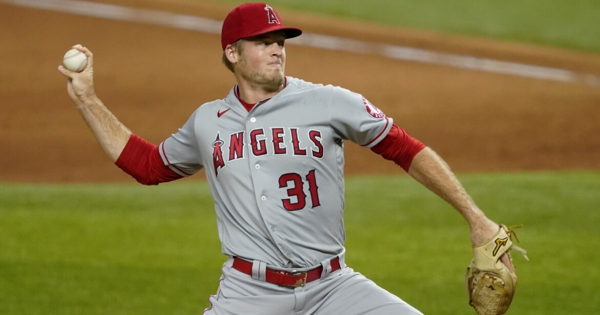 Angels place reliever Ty Buttrey on restricted list after no-show at training site