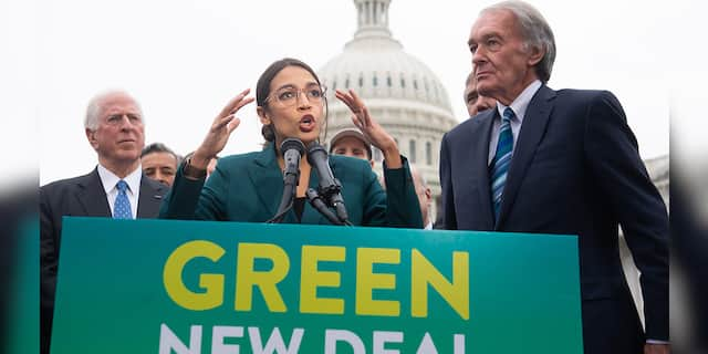 House Republicans introduce climate initiative as Dems continue Green New Deal push
