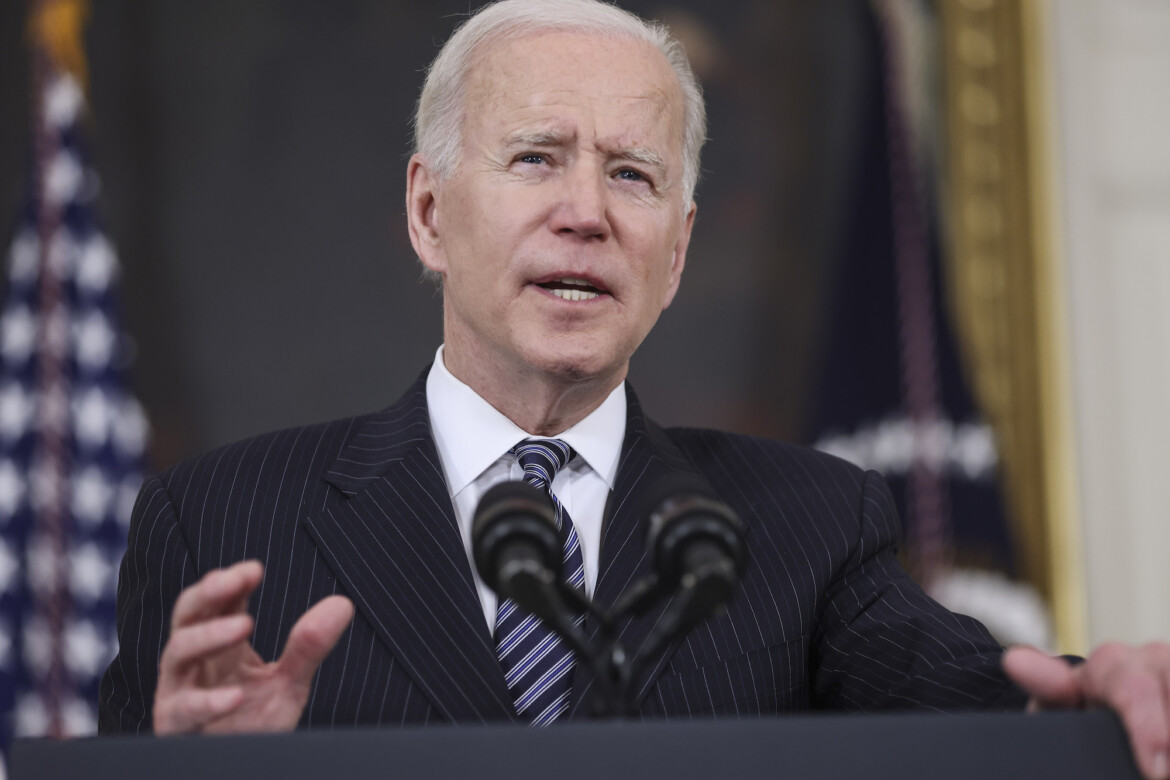Biden to Pledge September 11th Withdrawal of U.S. Troops From Afghanistan