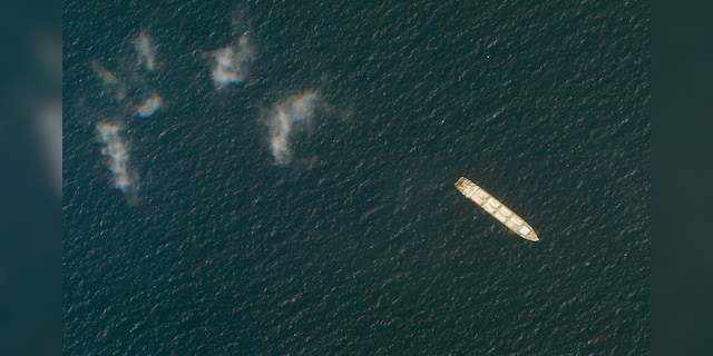 Iran ship said to be Red Sea troop base off Yemen attacked