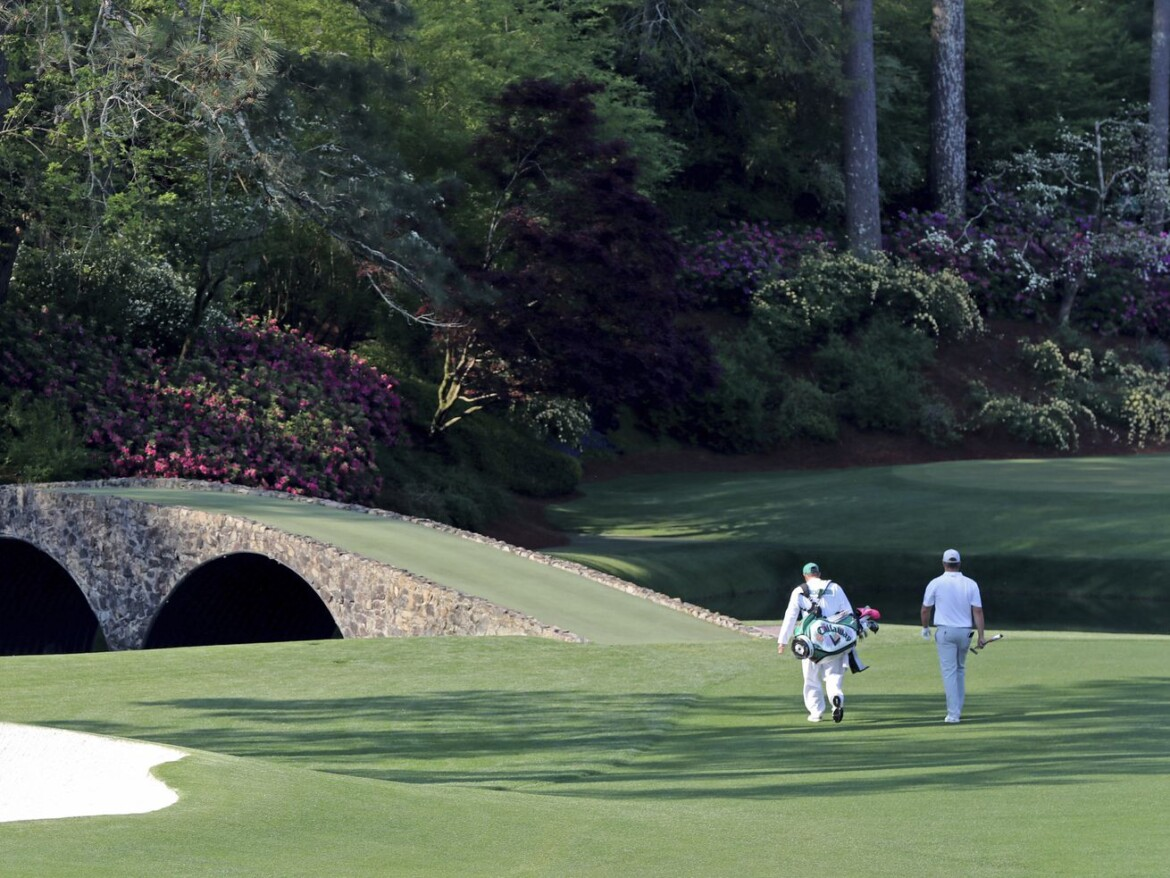 Spring brings a return to normal for Masters