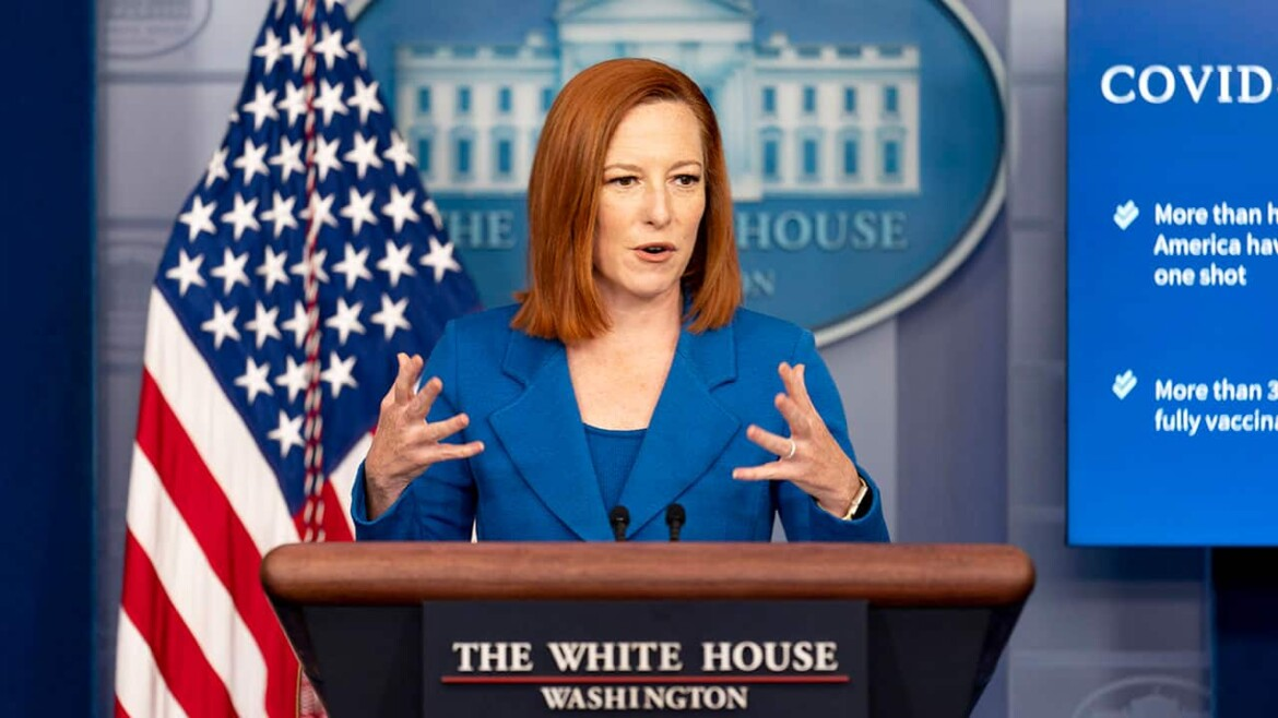 Psaki calls Ohio fatal police shooting of teen who appeared to attack others 'tragic'