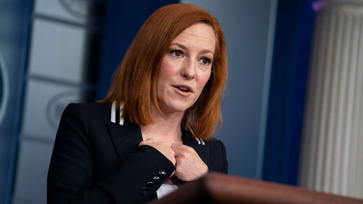Psaki has nothing to say on whether Biden will extend 100-day mask challenge