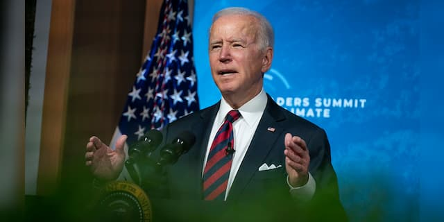 Biden avoids confronting China over climate in Earth Day speech with world leaders