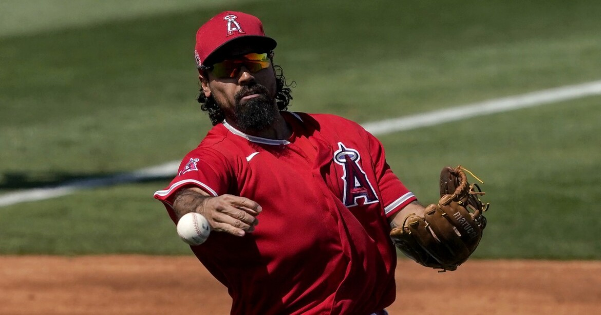 Angels place Anthony Rendon on injured list with groin strain