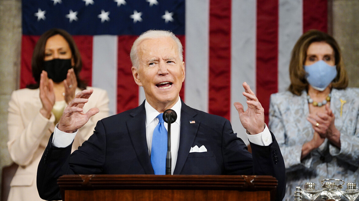 LIVE UPDATES: Biden proposes ambitious policy agenda as he marks his first 100 days in office