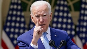 Biden's partisan divide as wide as Trump's: poll