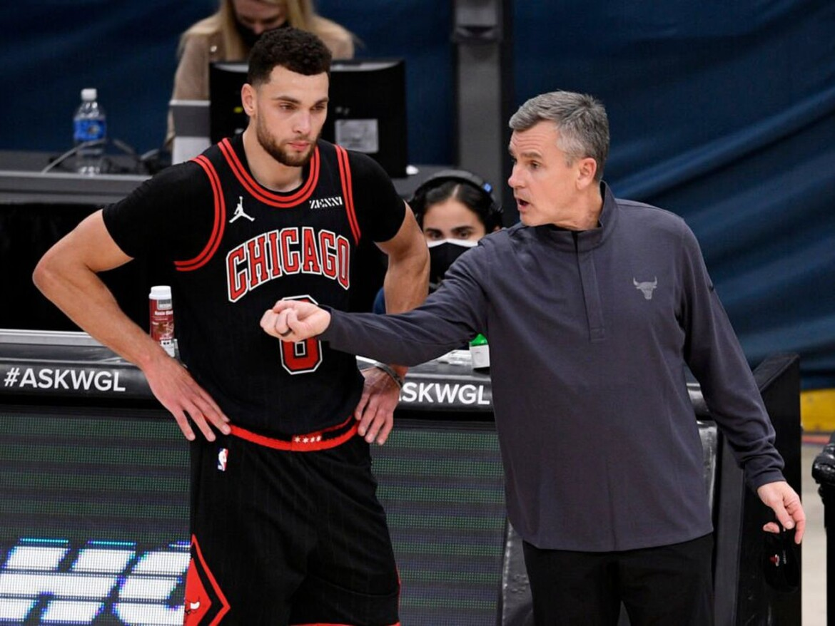 Closing time for Bulls coach Billy Donovan will remain ever-changing