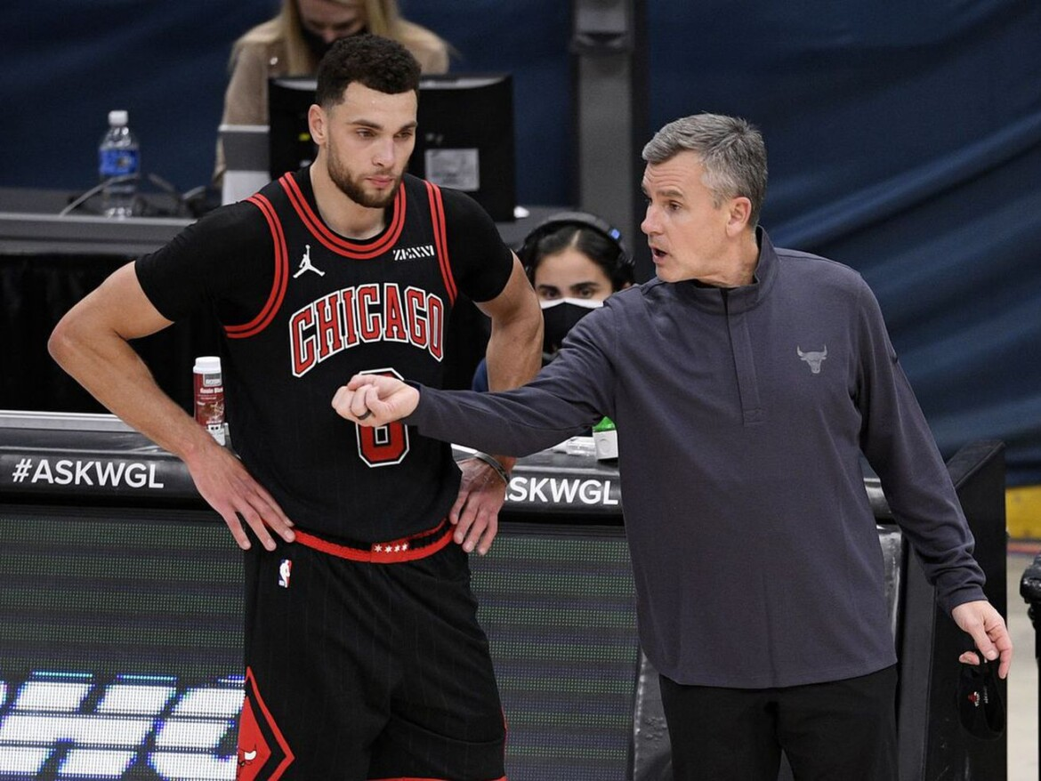Bulls backcourt rotation remains unsettled, as  does availability