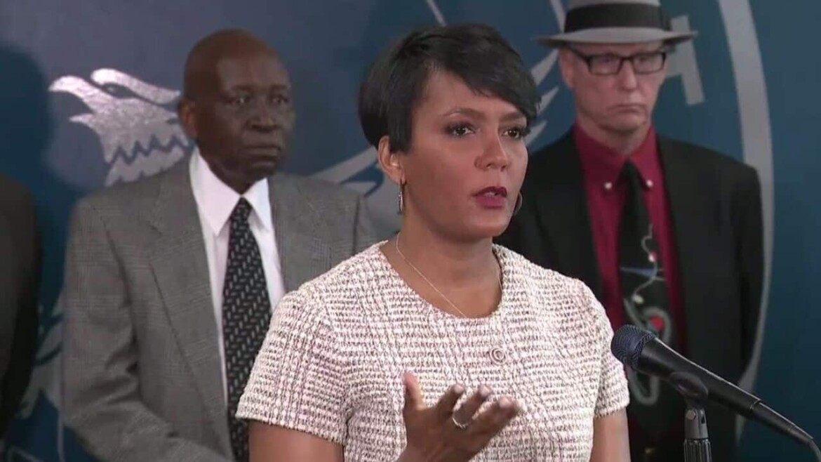 Atlanta mayor directs Chief Equity Officer to take action to 'mitigate' effects of Georgia's voting law