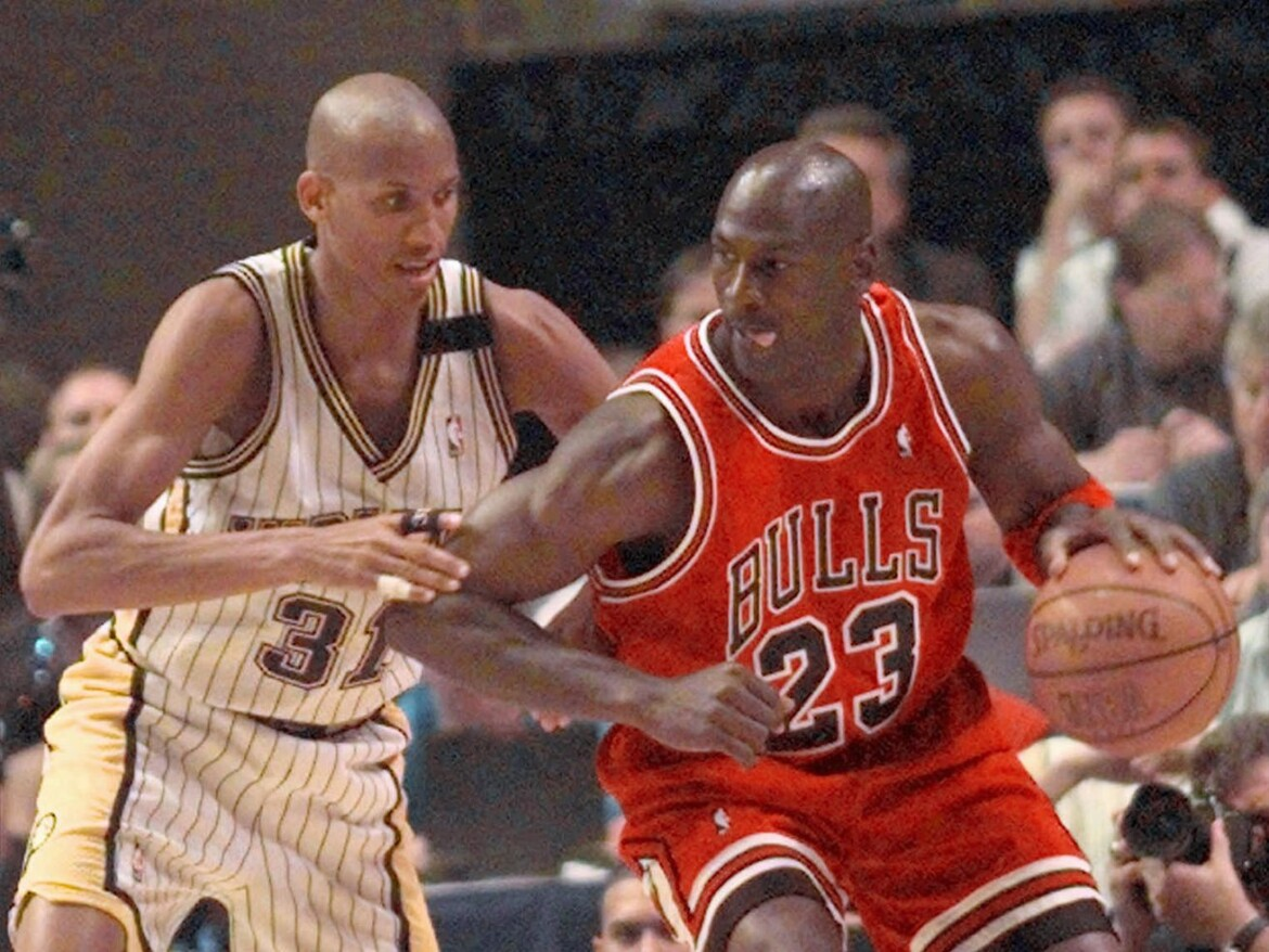 Reggie Miller says he would have never teamed up with Michael Jordan