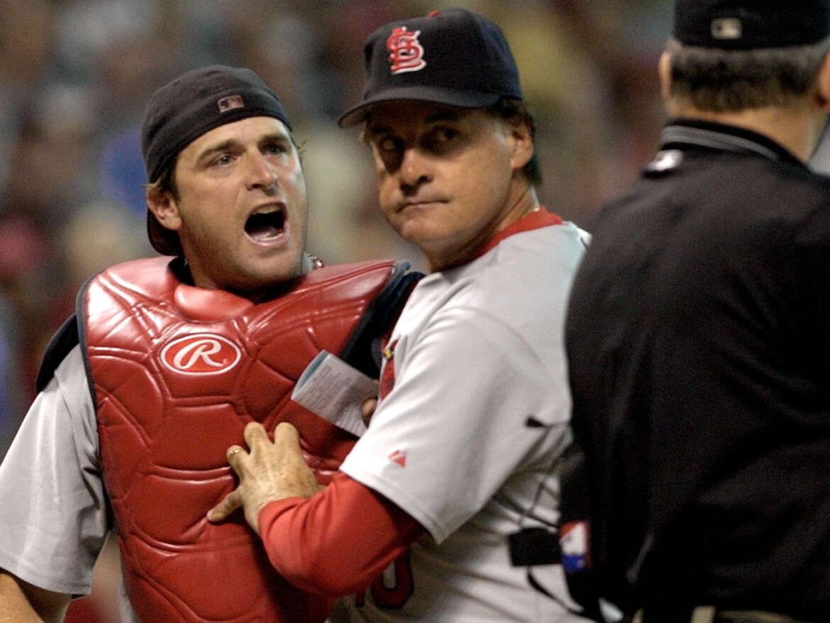 """Managing against Mike Matheny """"very uncomfortable"""" for White Sox' Tony La Russa"""