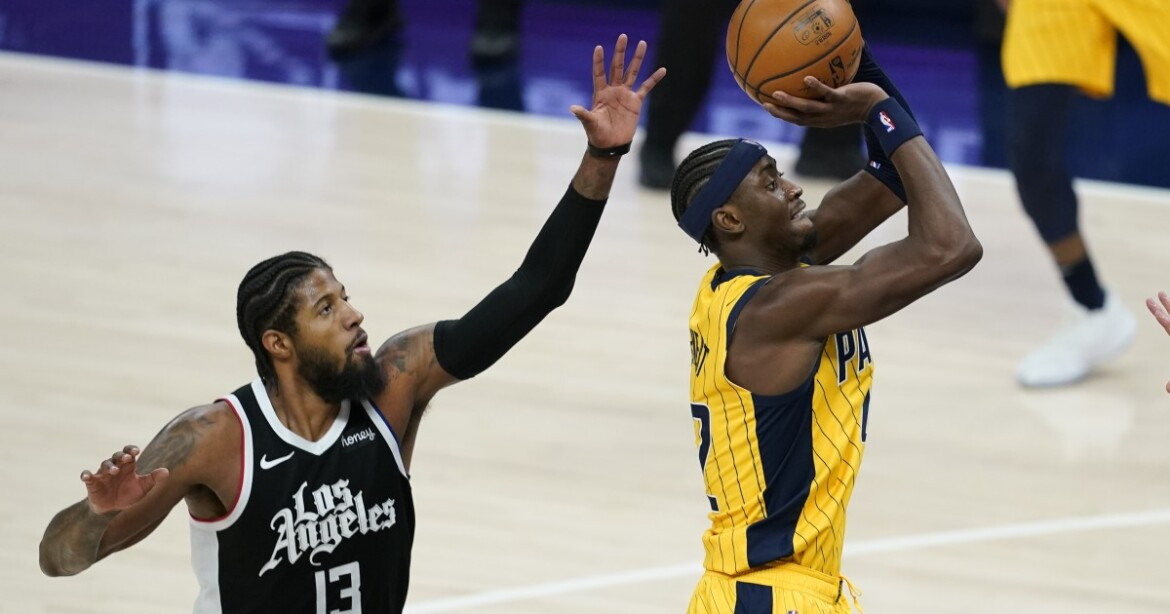 Paul George scores 36 as Clippers beat Pacers to extend win streak to six games