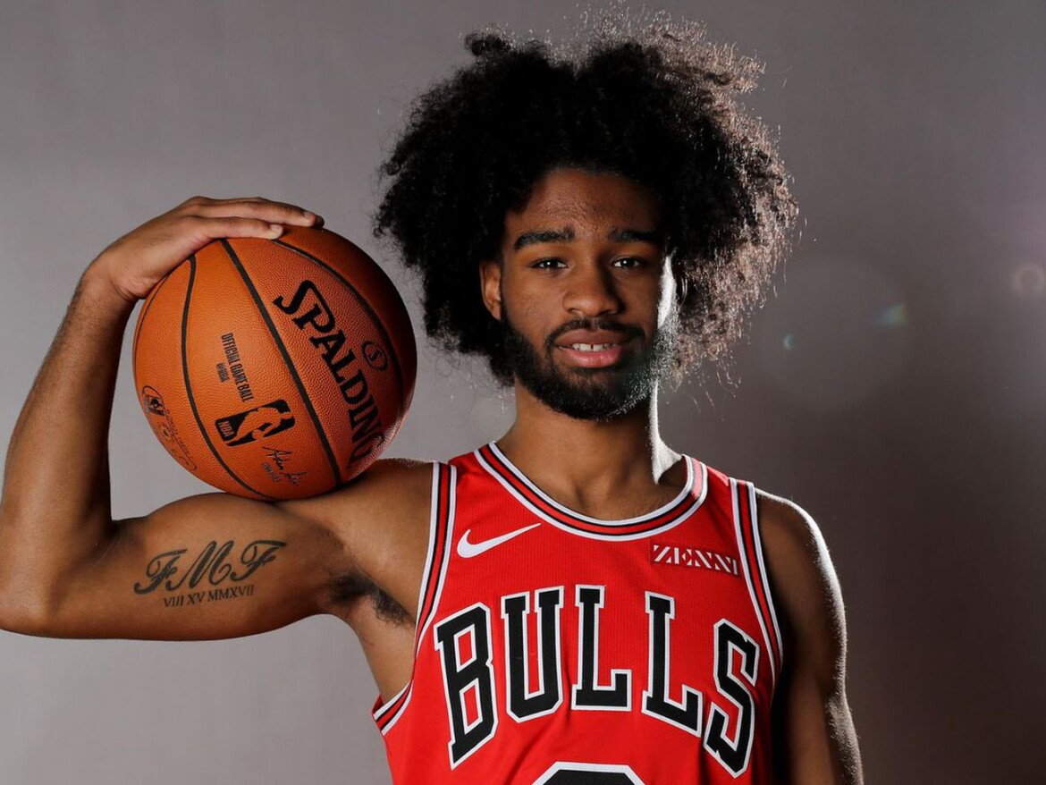 As Bulls' Coby White gains confidence, questions about next year grow