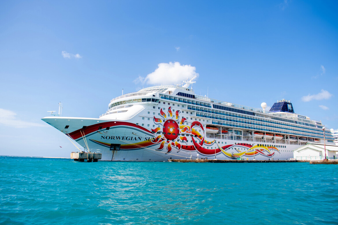 CDC says US cruises can resume in mid-July, sending shares higher