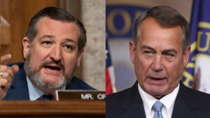 Sen. Ted Cruz doubles down after John Boehner told him to 'Go F*** Yourself'