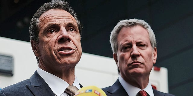 De Blasio repeats call for Cuomo to resign amid scandals: 'He just has to go'