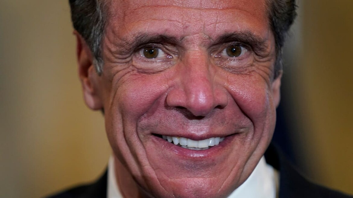 NY Post editorial board claims Cuomo's book deal is 'sufficient reason' for impeachment