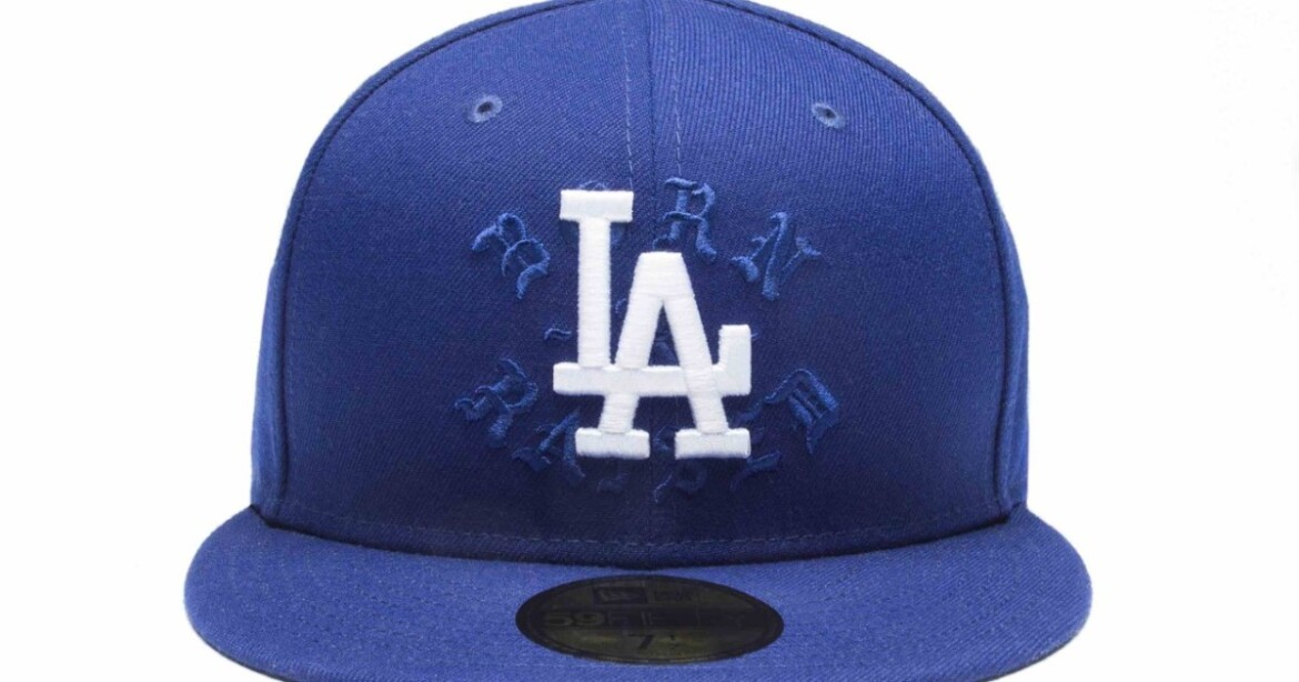 Born X Raised streetwear releases Dodgers hat for home opener