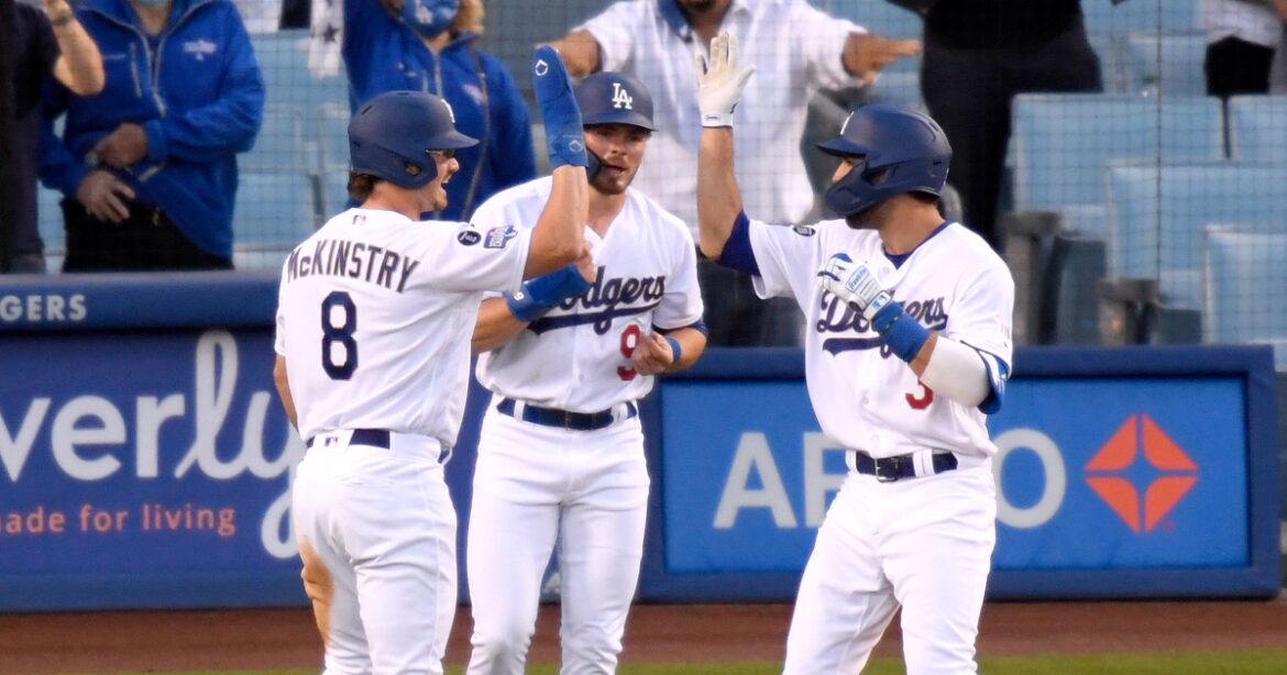 California dreamin': an MLB October first for Dodgers, Angels and Padres?