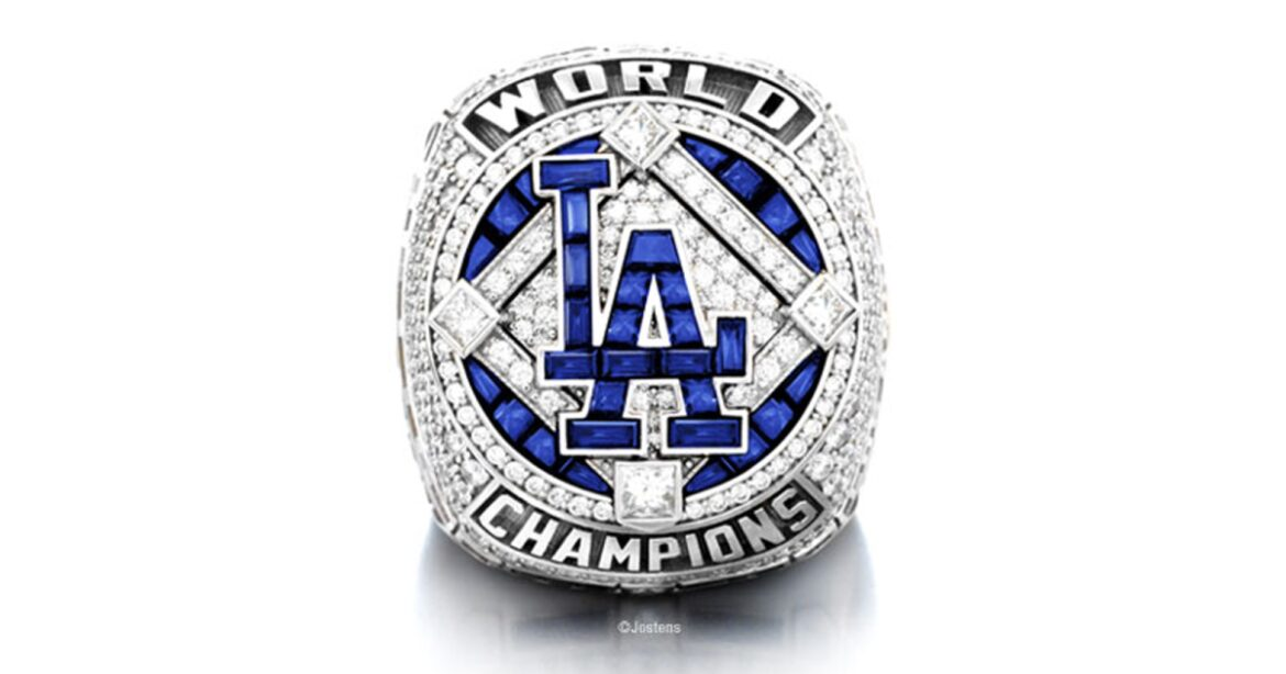 Almost the real thing: Dodgers' fan World Series rings on sale, for up to $6,000