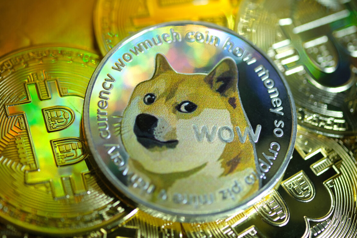 Dogecoin price soars to record high amid latest crypto frenzy