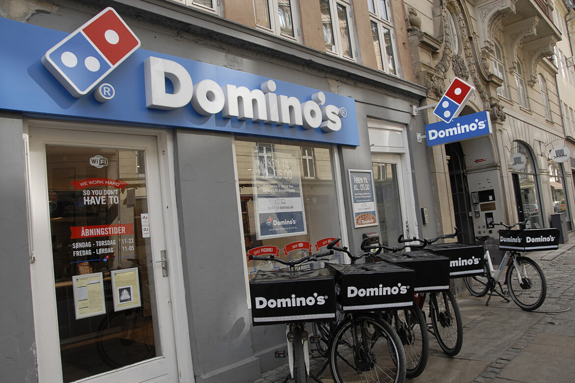 Domino's to start robot pizza deliveries in Houston this week