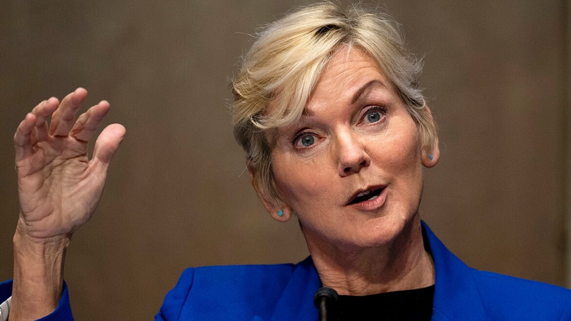 Energy Secretary Granholm won't say if 'improper' for Biden to promote company in which she invested millions