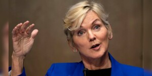 Granholm argues 'infrastructure' meaning is out of date, despite mockery from Republicans