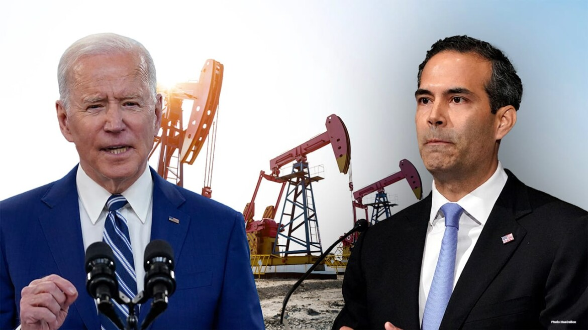 Biden's energy policy 'sends a very dangerous message' to Texas: George P. Bush