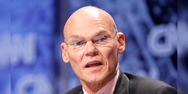 James Carville calls 'Defund the Police' a 'terrible drag' on Democratic Party