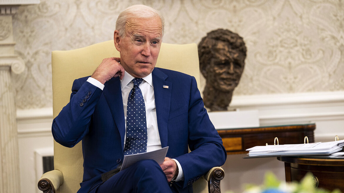 Biden viewed less positively than police: poll