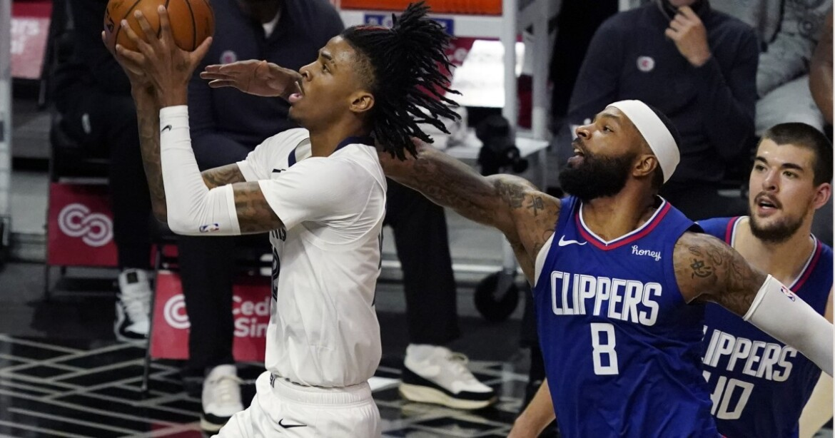 Clippers shake off slow start to beat Grizzlies