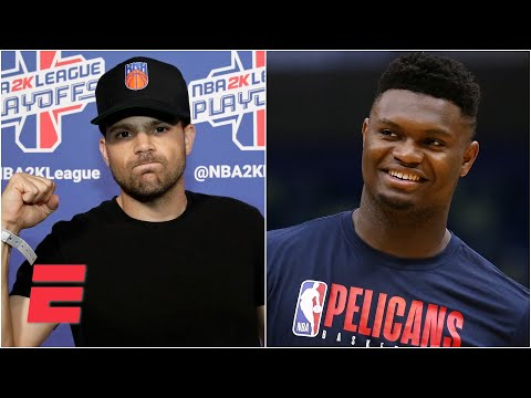 Jerry Ferrara wanted to name his newborn Zion if the Knicks drafted him | KJZ