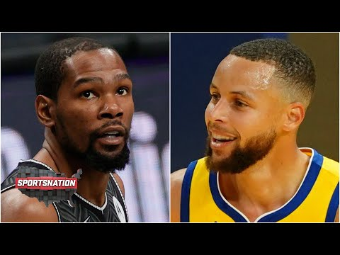 KD drops 33 in his return and Steph Curry sets record for most 3s in a calendar month | SportsNation