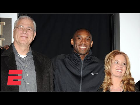 Reacting to Jeanie Buss' list of the Top 5 most important Lakers | KJZ