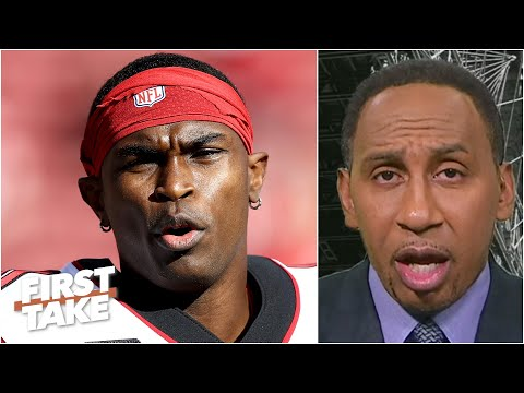 Stephen A. and Max react to the Falcons listening to offers to Julio Jones | First Take