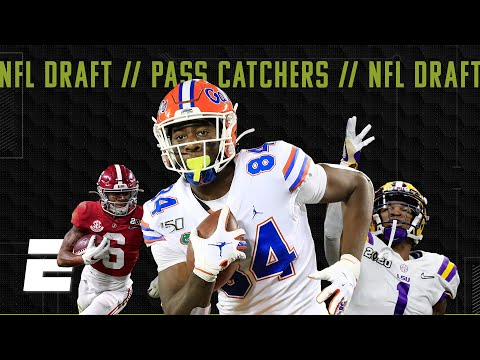 Breaking down DeVonta Smith, Kyle Pitts, Jaylen Waddle and the top playmakers in the 2021 NFL draft