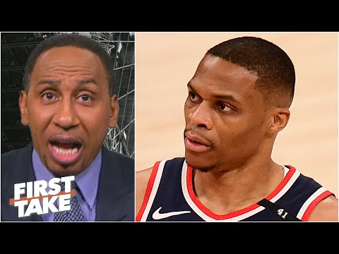 We would celebrate Russell Westbrook more if he was a champion! – Stephen A. | First Take