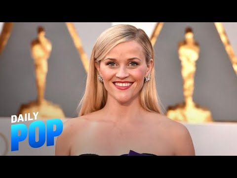 Reese Witherspoon Talks Good Girl Image Portrayed By Tabloids | Daily Pop | E! News